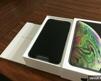 Apple iPhone Xs Max Space gray , 256GB Yeni Sealed