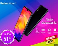 XİAOMİ REDMİ NOTE 7