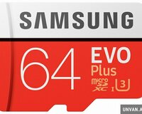 Samsung 64Gb evo plus