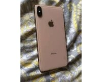 Iphone XS max 64 GB gold duos