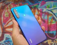Xiaomi Redmi Note 8 Neptune Blue, 128GB