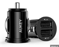 Aukey dual post fast charger Yeni