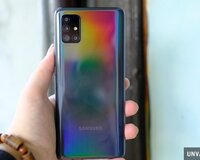 Samsung Galaxy A51 Crush Black, 128GB