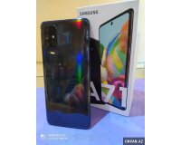 Samsung Galaxy A71 Crush Black, 128GB