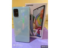 Samsung Galaxy A71 Blue, 128GB
