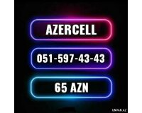Azercell 051-597-43-43