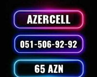 Azercell 051-506-92-92