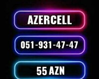 Azercell 051-931-47-47
