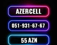 Azercell 051-931-67-67
