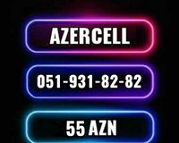 Azercell 051-931-82-82