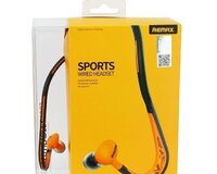Qulaqcıq remax sports wired headset s15