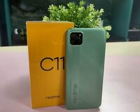 Xiaomi Realme c11 Mint Green 2gb/32gb