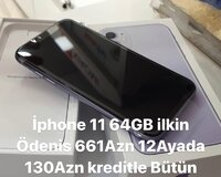 "İphone 11 ""64""gb"