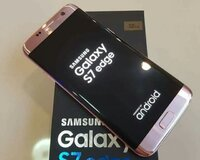 Samsung galaxy s7 edge duas gold