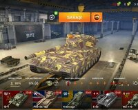 Word of tanks blitiz -mobil oyun